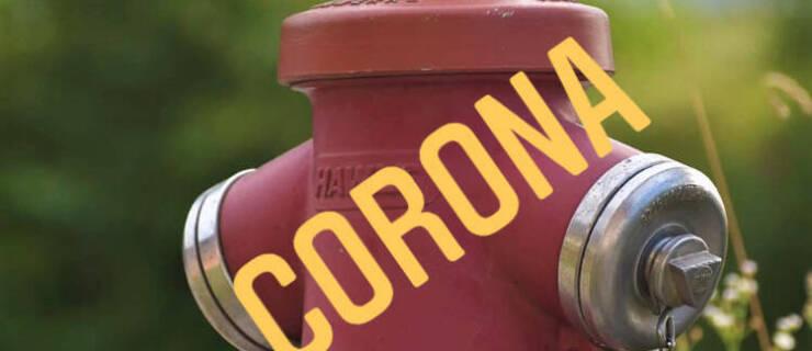 Corona und die Feuerwehr